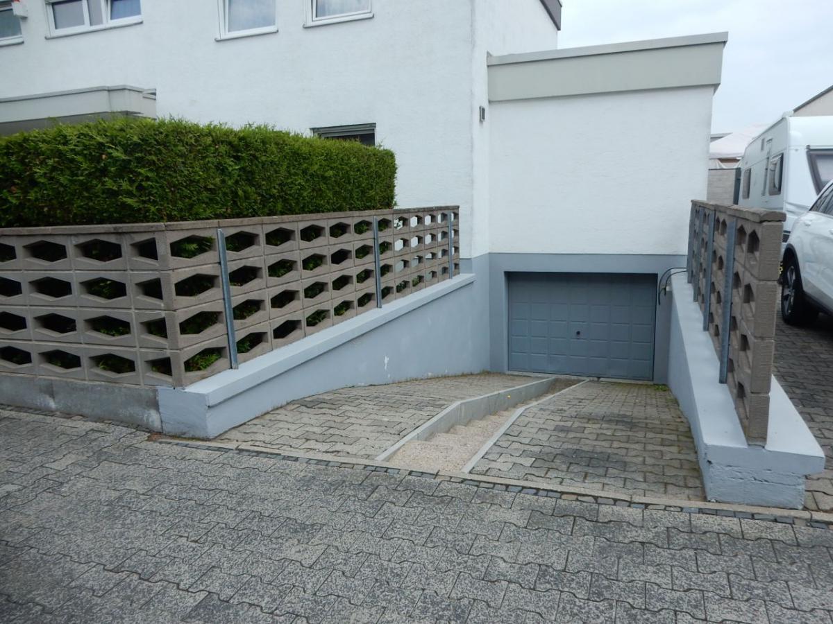 Garage für Kleinwagen